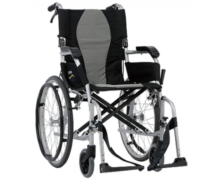 Łóżka rehabilitacyjne - podróżny wózek inwalidzki Karma Ergolite