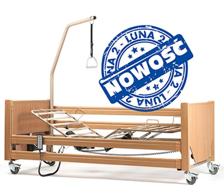 Łóżka dla chorych -  łóżko rehabilitacyjno pielęgnacyjne LUNA 2