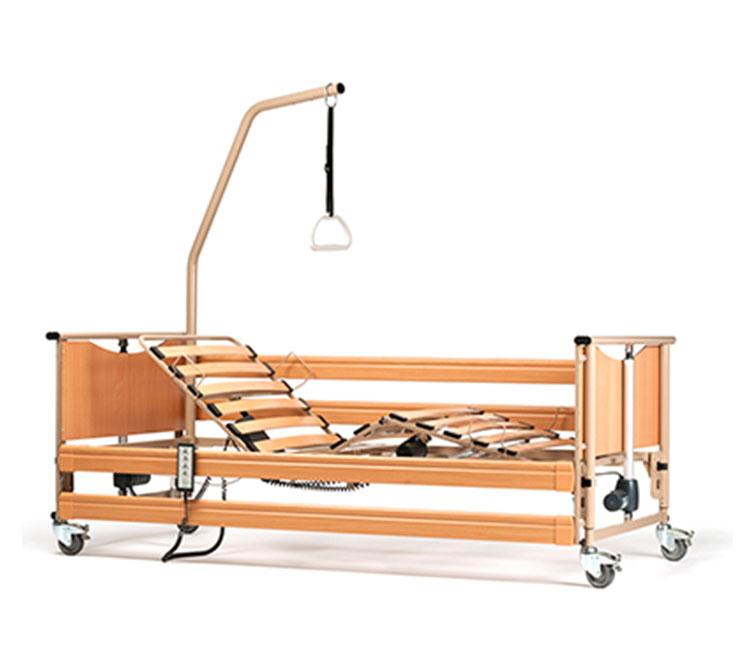 Wypożyczalnia łóżek dla chorych - łóżko rehabilitacyjne Luna Basic