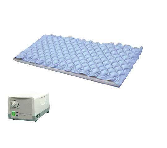 Łóżka rehabilitacyjne - pneumatyczny materac zmiennociśnieniowy z kompresorem