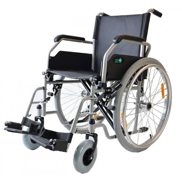 Łóżka dla chorych - wózek inwalidzki