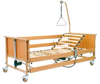Łóżka dla chorych - łóżko rehabilitacyjne